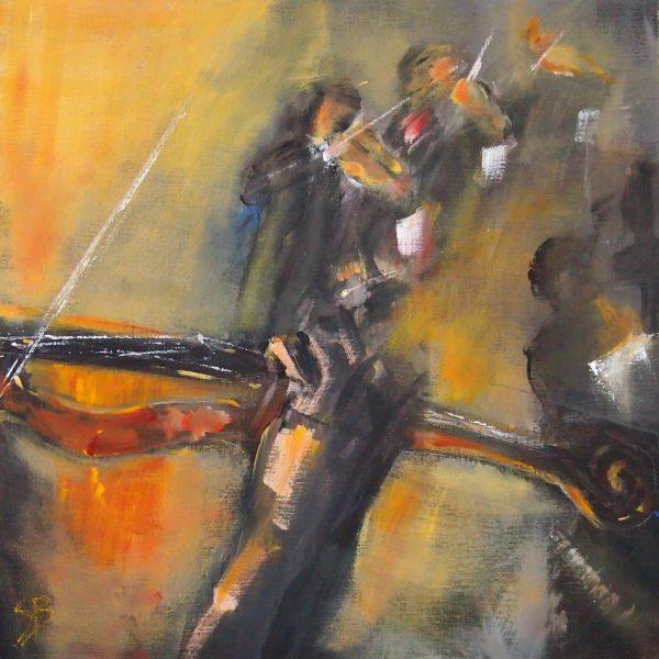Le violoniste 1